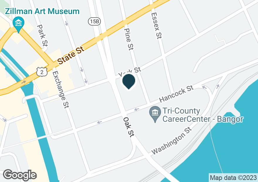 Google Map of97 OAK ST