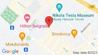 Бесна Мачка Дели Бистро map