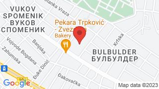 Radnicki map