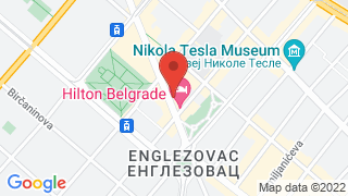 Хилтон map