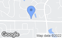 Map of Eagan, MN