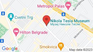 Музеј Николе Тесле map