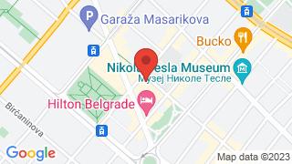 Парк map