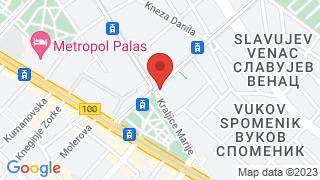 Tramvaj Pub map