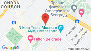 Kultura Bar map