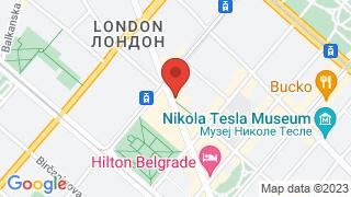 Polet map