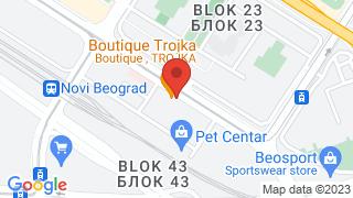 Buena Vida map
