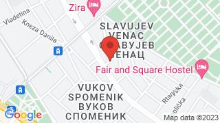 Lazar Lux map