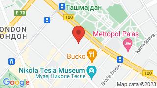 Дадов map