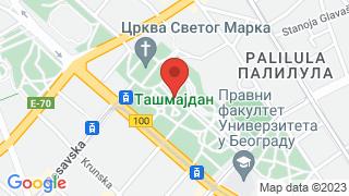 Tasmajdan map