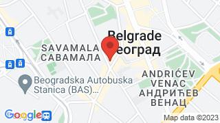 Prag map