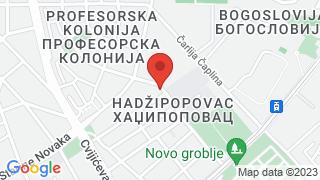 Zlatar map
