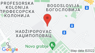 Papa Joe map