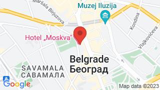 Moskva map