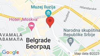 Kombank dvorana map