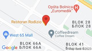Rodizio map
