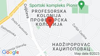 Palilula map