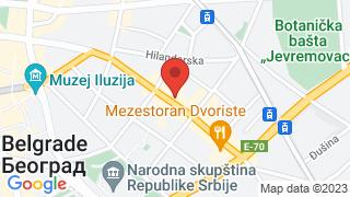 Atelje 212 map