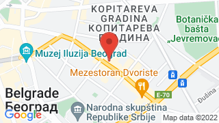 Дом Јеврема Грујића map