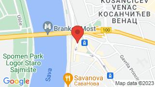 Бен Акиба map