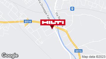 Get directions to Hilti Store FERRARA