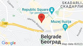 Mažestik map