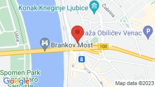 Gnezdo Organik map
