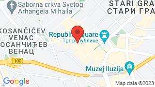 Shisha Bar map