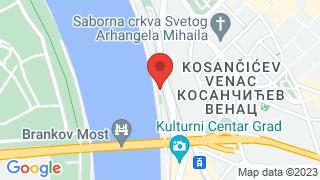 Промаја map