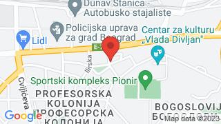 Zenit map