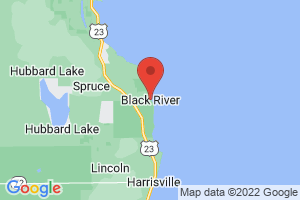 Map of Black River