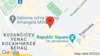 Институт Сервантес map
