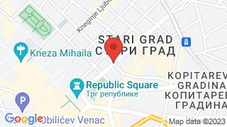 DOT map