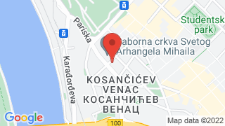 Znak pitanja map