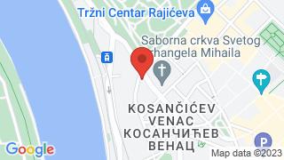 Кућа Димитрија Крсмановића map