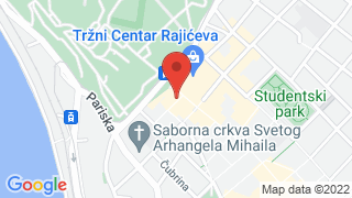 5А Соба map