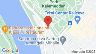 Andergraund map