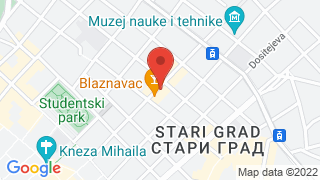 Garni Hotel Passpartu Home map