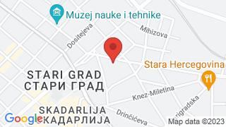 Nevski map