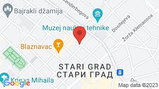 Duomo map