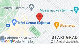 Слаткотека map