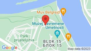 Usce map