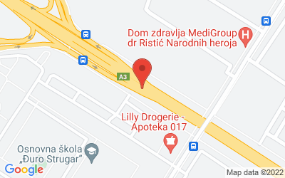 Bulevar Arsenija Čarnojevića, Beograd, Serbie