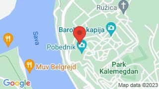 Велики барутни магацин map