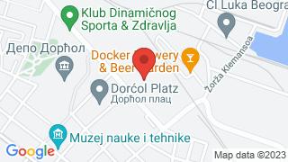 Солунац map