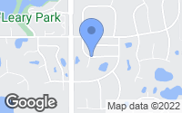 Map of Eagan, MN