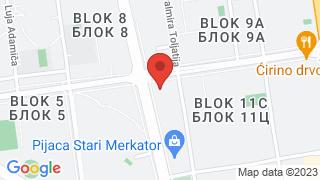 Pinokio map