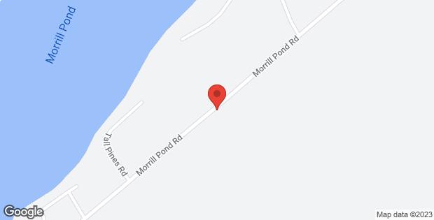 Map 1 Morrill Pond Road Hartland ME 04943