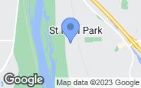 Map of Saint Paul Park, MN