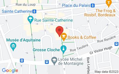 25 Rue Saint-James, 33000 Bordeaux, France